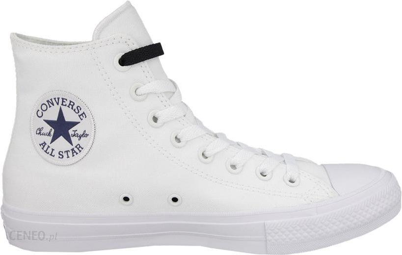 BUTY CONVERSE CHUCK TAYLOR ALL STAR II HI 150148C Biały