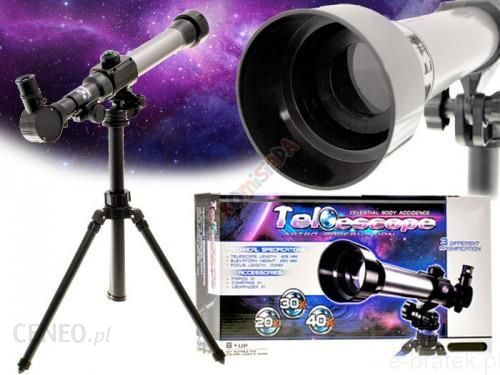 Jkm luneta teleskop na statywie 3 x okular es0009 ceny i opinie