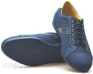 b206ceca1c15 Półbuty Nik 03-0594-003 Granatowe nubuk - Ceny i opinie - Ceneo.pl