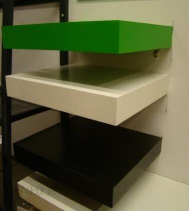 Ikea Lack Półka ścienna 30x26 2 Kolory 70103622