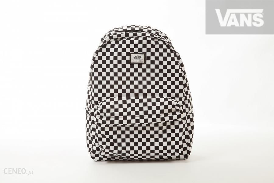 PLECAK VANS OLD SKOOL II BACKP BlackWhite Checkerboard