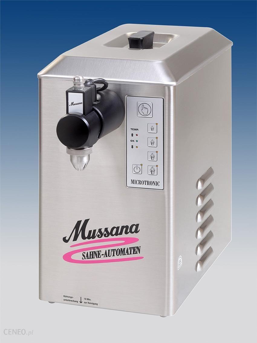 Młodzieńczy Drobne urządzenie gastronomiczne Mussana Maszyna Do Bitej Śmietany CI01