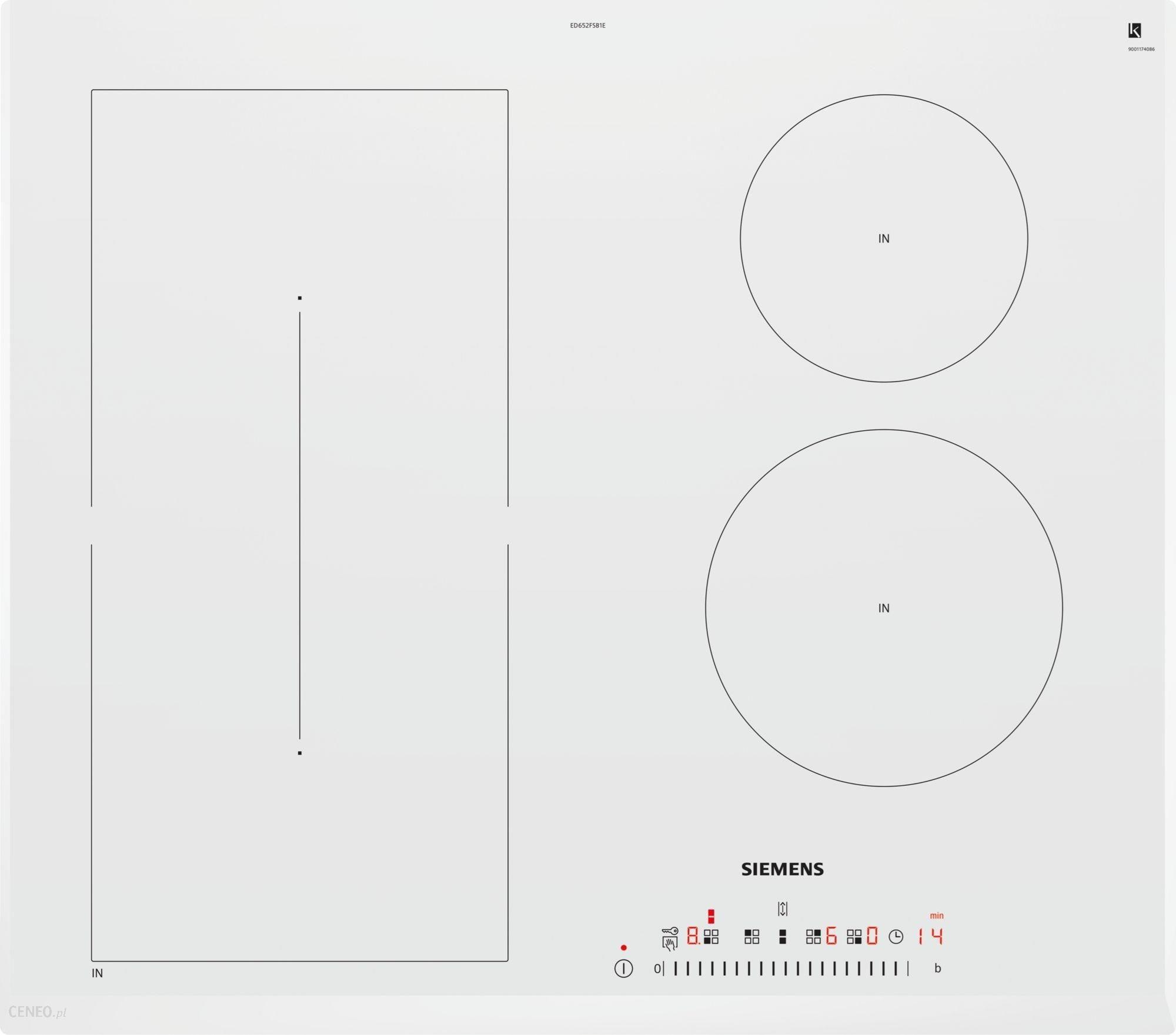 Siemens Ed652fsb1e