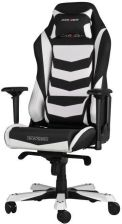 Dxracer IRON Gaming Chair Black White OHIS166NW