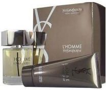 Yves Saint Laurent L Homme Woda Toaletowa 100ml + Żel pod Prysznic 100ml