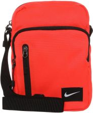 e5b52bc557 Nike Sportswear CORE SMALL ITEMS II Torba na ramię bright  crimson black silver