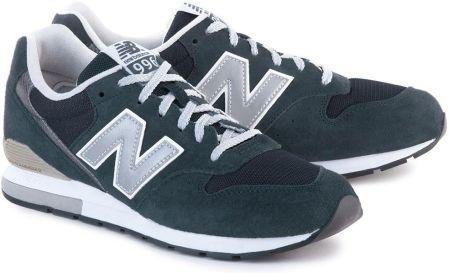 448a05ff04d1b NEW BALANCE Lifestyle 996 - Zielone Zamszowe Sportowe Męskie - MRL996AN
