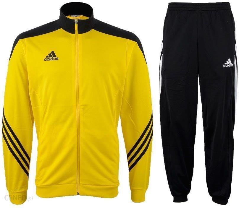 moda gorąca sprzedaż online przedstawianie Dres Adidas treningowy Sereno 14 żółty roz XL/F49715 - Ceny i opinie -  Ceneo.pl