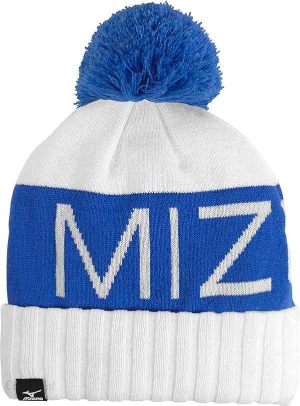 Mizuno Bobble czapka zimowa, białoniebieska białoniebieski, zimowy, Męskie, uniwersalna Ceny i opinie Ceneo.pl