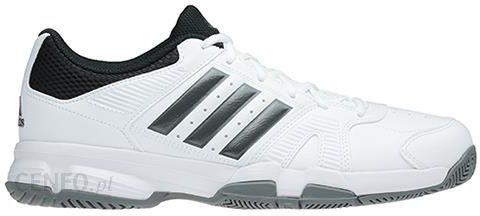 Buty męskie Adidas Barracks F10 B40217 Białe Zdjęcie na