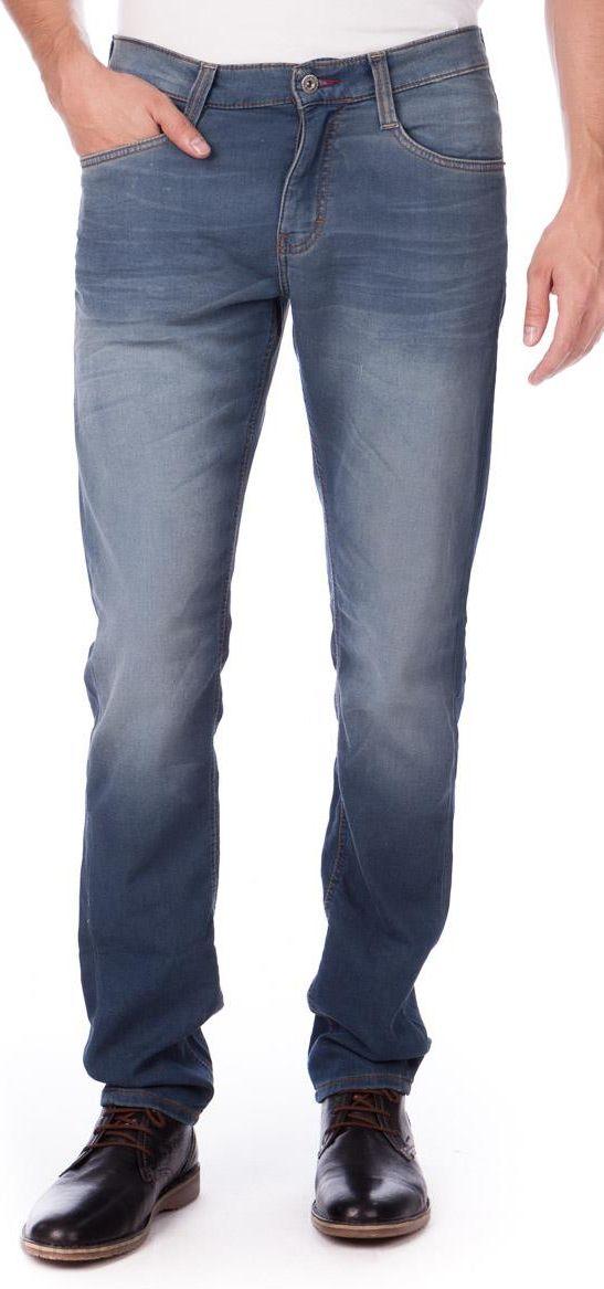 Spodnie męskie jeansy Mustang W 38 L 34 oregon regular fit