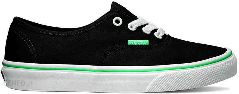 Vans trampki Authentic (Iridescent Eyelets) Black 37