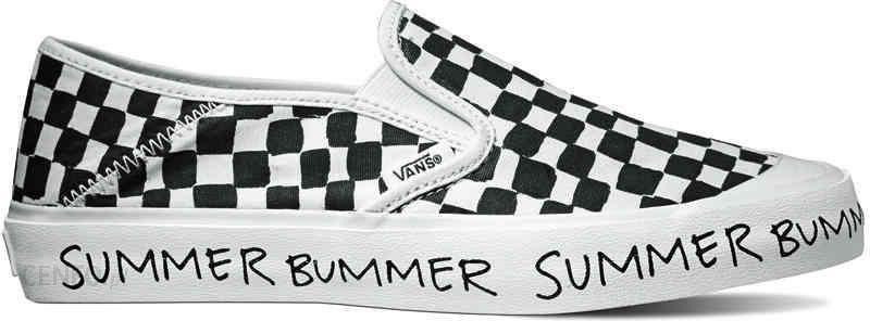 Vans trampki W Slip On Sf (Summer Bummer) Checkerboard 36,5