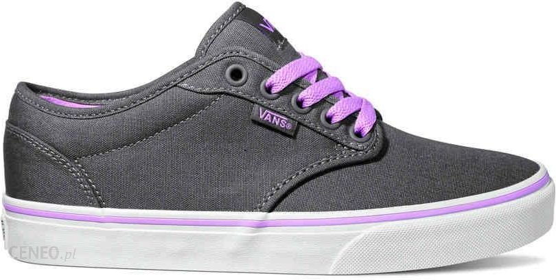 1e76eadd83df Vans trampki W Atwood (Canvas) Pewter Orchid 36