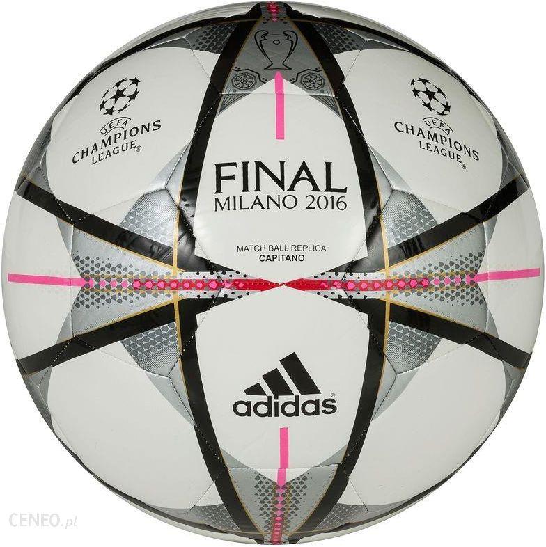 Adidas Piłka Capitano Liga Mistrzów (Ac5488)