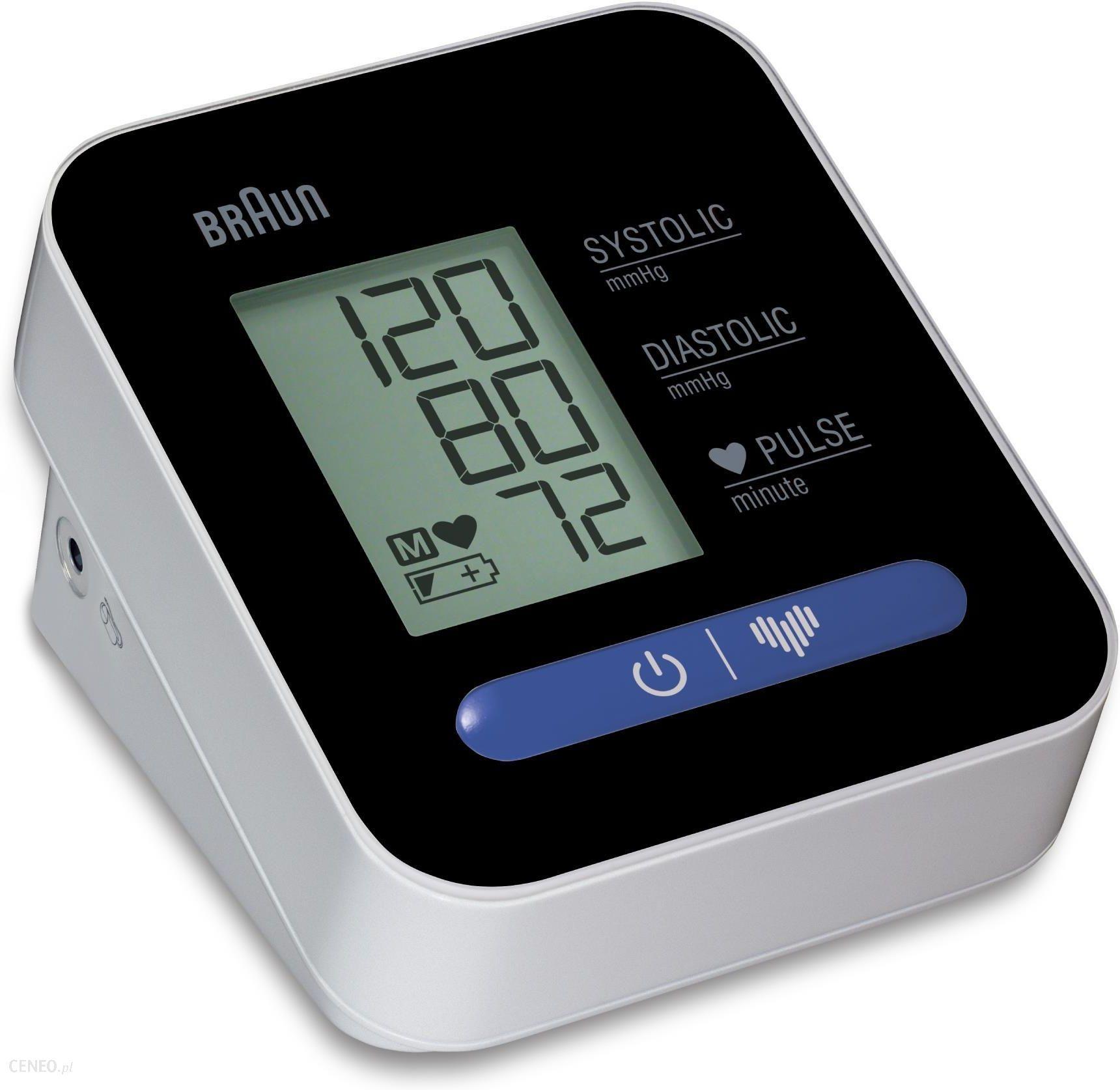Braun ExactFit 1 BUA 5000 Ciśnieniomierz naramienny