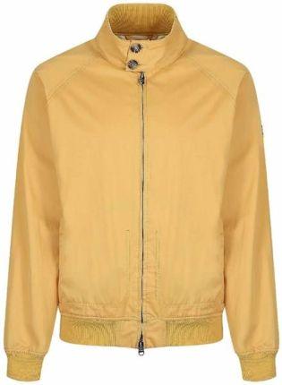 0fe14d506058f kurtka BENCH - Easement Dark Yellow (YW101)