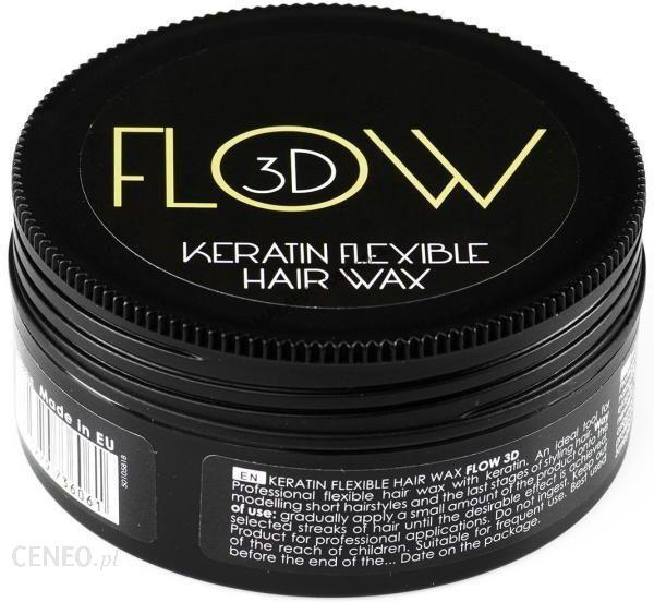 Stapiz Flow 3D Keratin Flexible Hair Wax Wosk 100ml