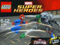 Lego Super Heros Spiderman Super Jumper 30305