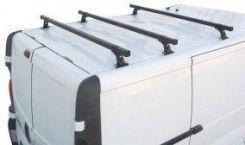 Set of 3 Cruz 923-301 Roof Bars