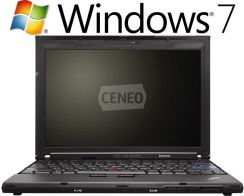 IBM Lenovo ThinkPad X200 Intel Core 2 Duo P8800 2GB 320GB 12'' W7P (NR2FFPB)
