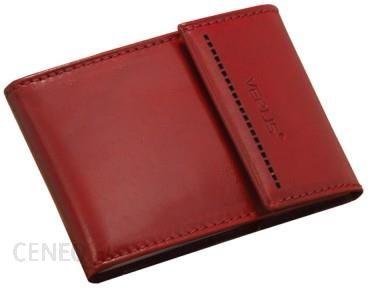 c581529d1467e Etui na karty kredytowe - kolor czerwony - Monaco13red - Ceny i ...