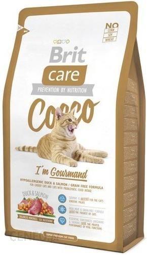 Brit Care New Cocco I'm Gourmand Duck & Salmon 400g