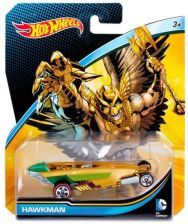 Hot Wheels DC Universe Hawkman DRH05