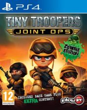 Tiny Troopers Joint Ops Zombie Edition (Gra PS4)