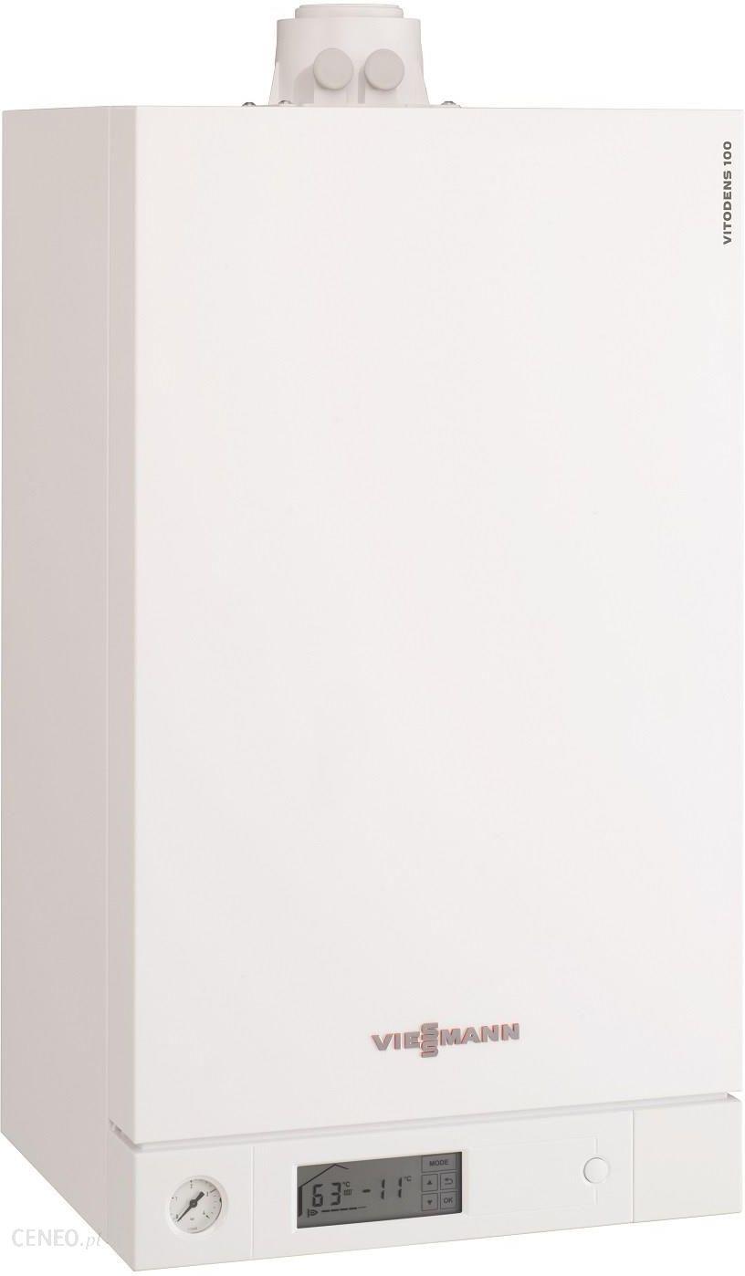 Kocio grzewczy viessmann vitodens 100 w 26 kw b1kc026 for Viessmann vitodens 100 prezzo