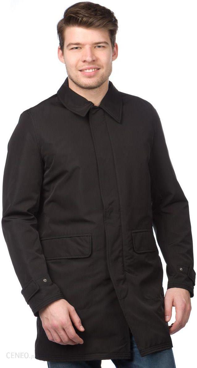 025bcb43ea083 Geox płaszcz męski 50 czarny, BEZPŁATNY ODBIÓR: WARSZAWA, WROCŁAW,  KATOWICE, KRAKÓW