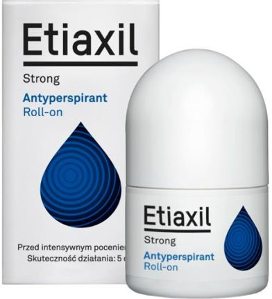 Etiaxil Strong Antyperspirant roll on 15ml