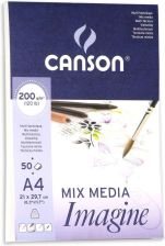 Canson Blok A4 50 Arkuszy Mix Media Imagine