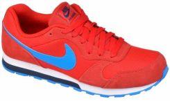 Nike MD Runner 2 GS 807316 601 | Czerwony, Niebieski
