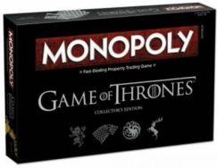 Winning Moves Monopoly Game of Thrones Wersja Angielska