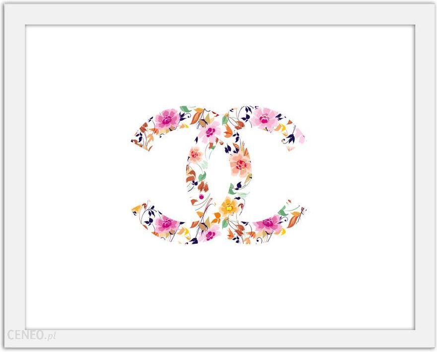 Chanel Obrazy W Ramie Biały Opinie I Atrakcyjne Ceny Na Ceneopl