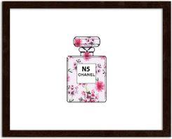Perfumy Chanel N5 V2 Obrazy W Ramie Brązowy Opinie I Atrakcyjne