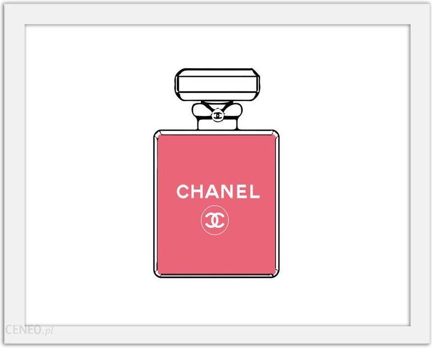 Chanel Perfumy Obrazy W Ramie Biały Opinie I Atrakcyjne Ceny Na