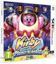 Kirby: Planet Robobot (Gra 3DS)