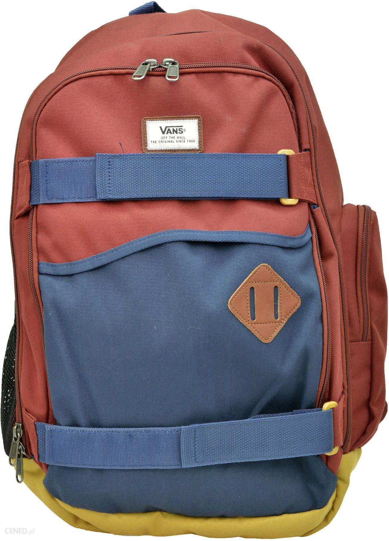 33cdc332fecc80 Plecak Vans Transient Ii Skatepack Backpack Vuyghbg - Ceny i opinie ...