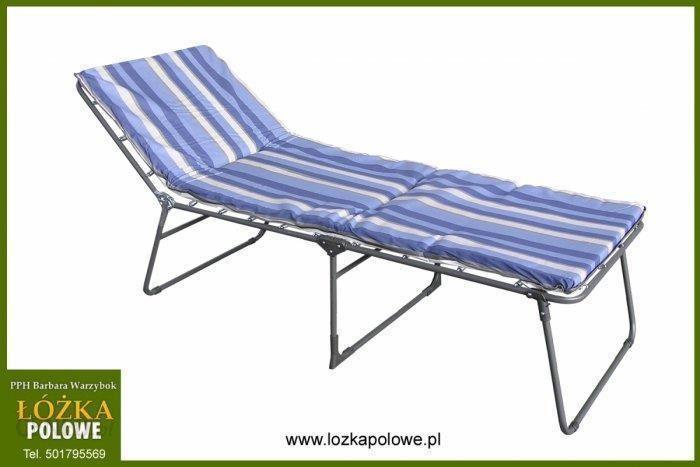 Stiliac łóżko Polowe Z Materacem Ibiza Lux