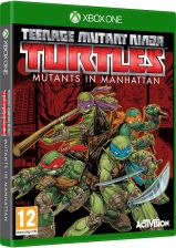 Teenage Mutant Ninja Turtles Mutants in Manhattan (Gra Xbox One)