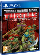 Teenage Mutant Ninja Turtles Mutants In Manhattan (Gra PS4)