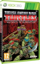 Teenage Mutant Ninja Turtles Mutants in Manhattan (Gra Xbox 360)