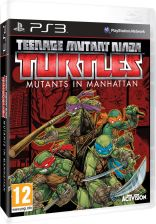 Teenage Mutant Ninja Turtles Mutants in Manhattan (Gra PS3)