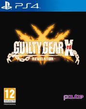 Guilty Gear Revelator (Gra PS4)
