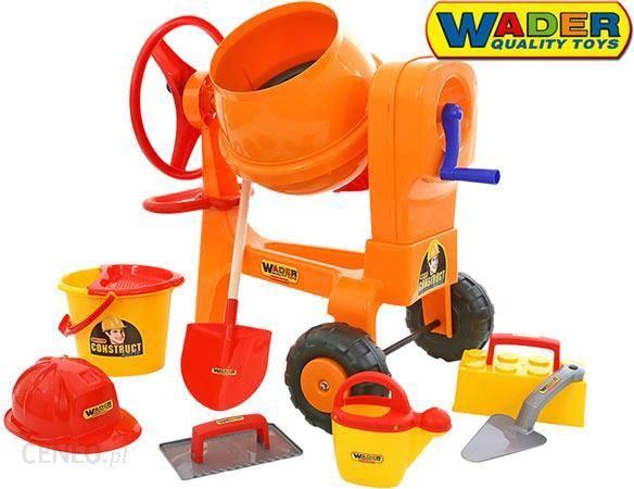 Zabawka Wader Construct Zestaw Kamieniarza 50649 Ceny I Opinie Ceneo Pl
