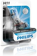 PHILIPS H11 WhiteVision 12V 55W PGJ19-2