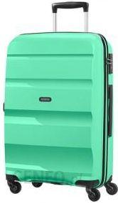 eaf886b1e34c4 AMERICAN TOURISTER walizka duża z kolekcji BON AIR materiał Polipropylen  twarda 4 koła zamek szyfrowy TSA