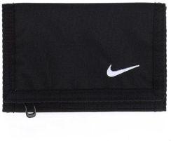 092cf780045b3 Portfel Nike Basic Wallet Black/White (N.IA.08.068.NS)